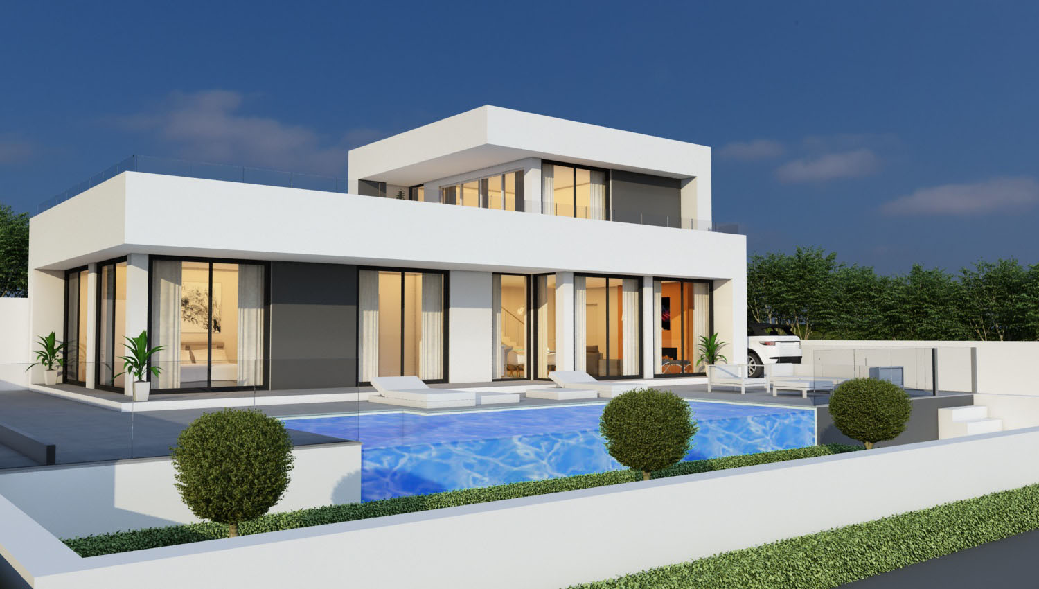 3 bedroom villa for sale in altea girasol homes belgium for 9 bedroom homes for sale