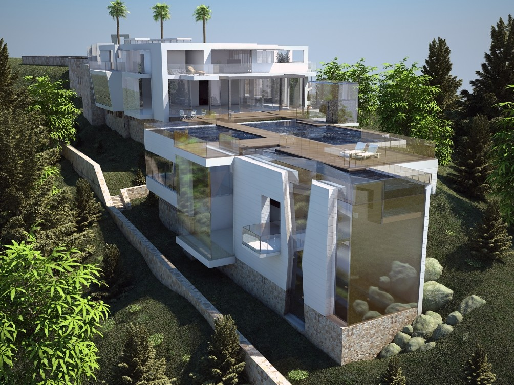 8 bedroom villa for sale, Son Vida, Palma, Mallorca