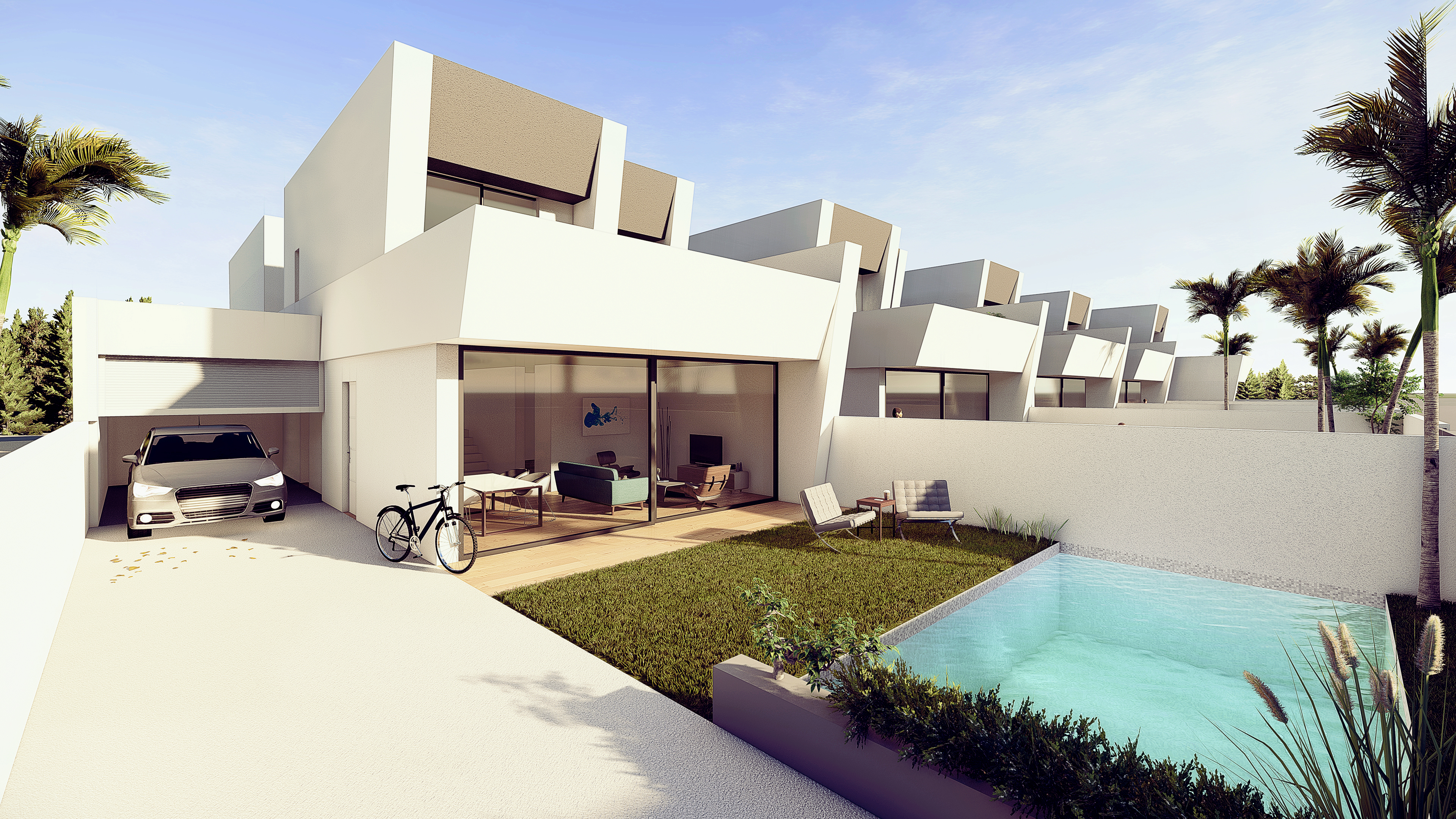 3 bedroom Villa for sale in Lo Pagan