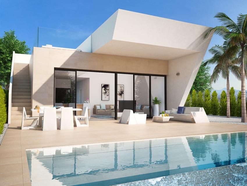 3 bedroom Villa for sale in Rojales