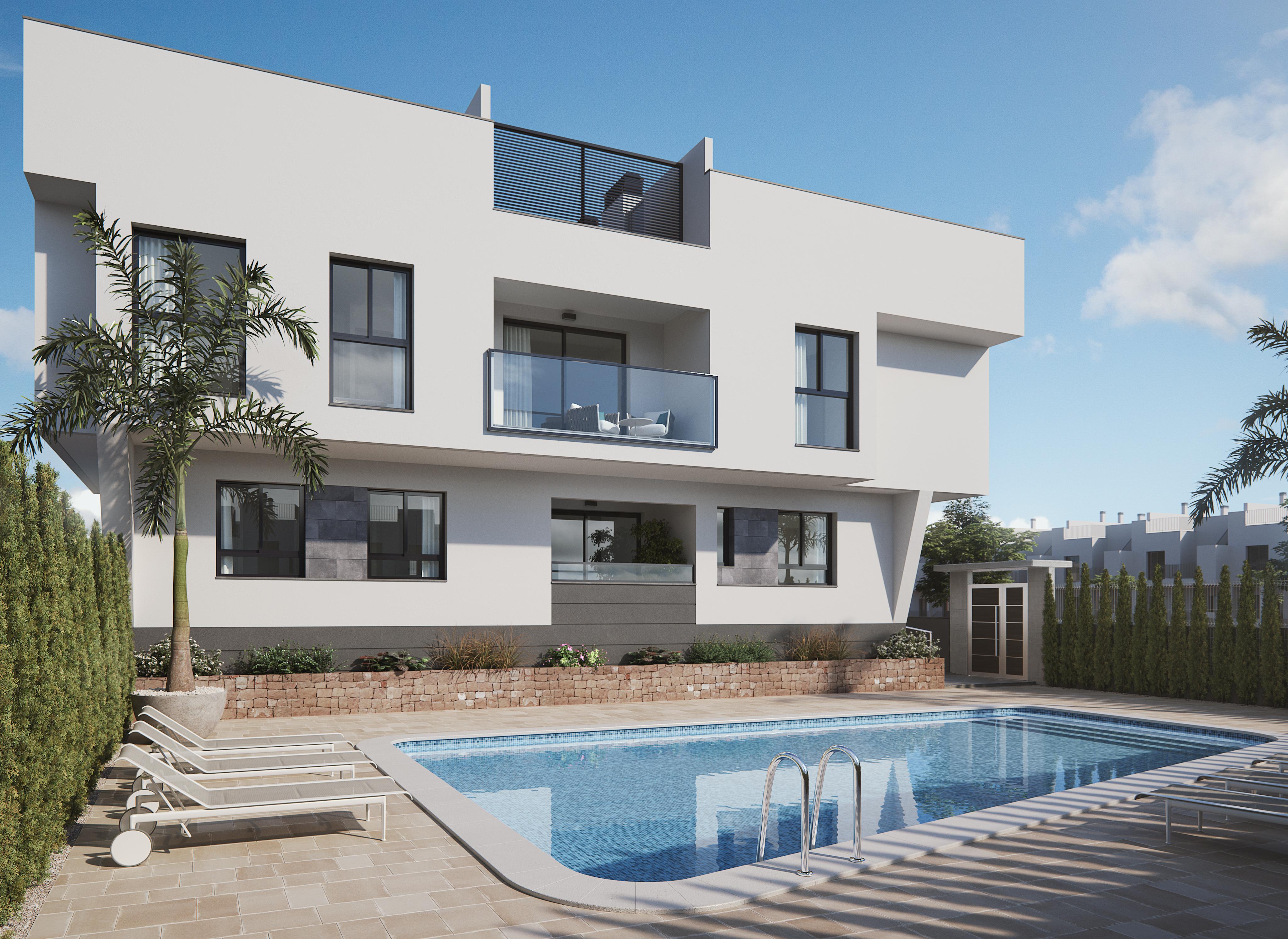 3 bedroom Apartment for sale in Los Alcazares, Murcia