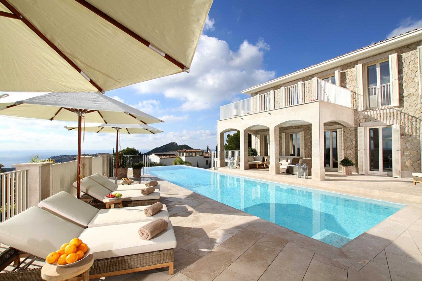 Outstanding luxury villa with fantastic views in Port d'Andratx