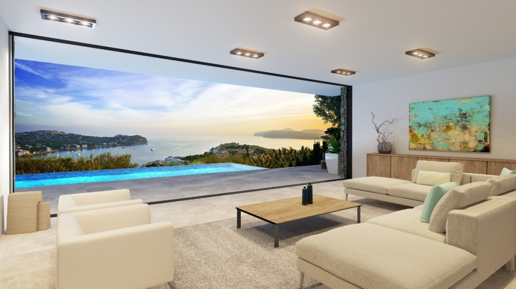 5 bedroom villa for sale, Costa de la Calma, Calvia, Mallorca