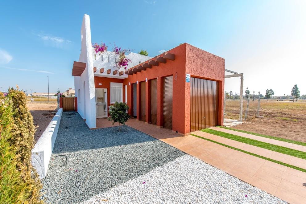 2 bedroom Villa for sale in Los Alcazares