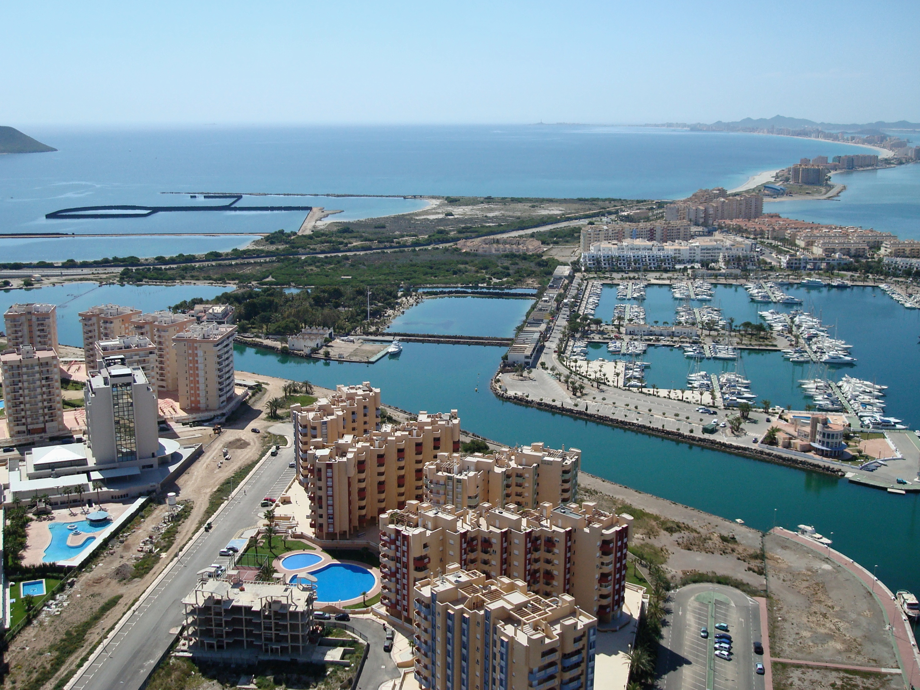 2 bedroom Apartment for sale in La Manga