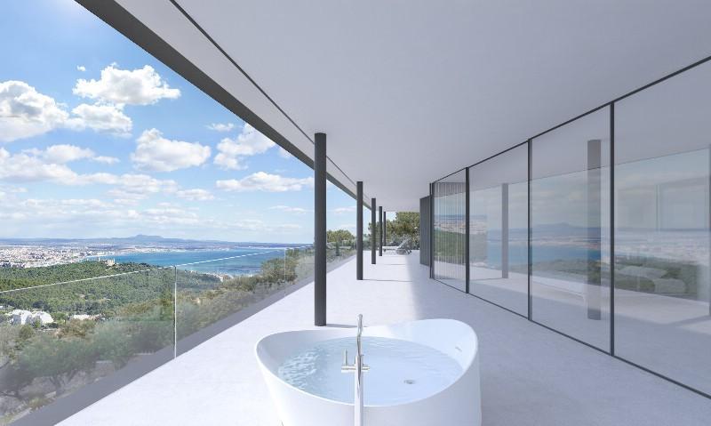4 bedroom villa for sale, Genova, Palma, Mallorca