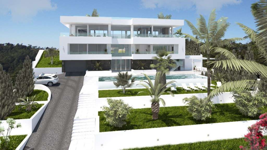 4 bedroom villa for sale, Palmanova, Magaluf, Mallorca