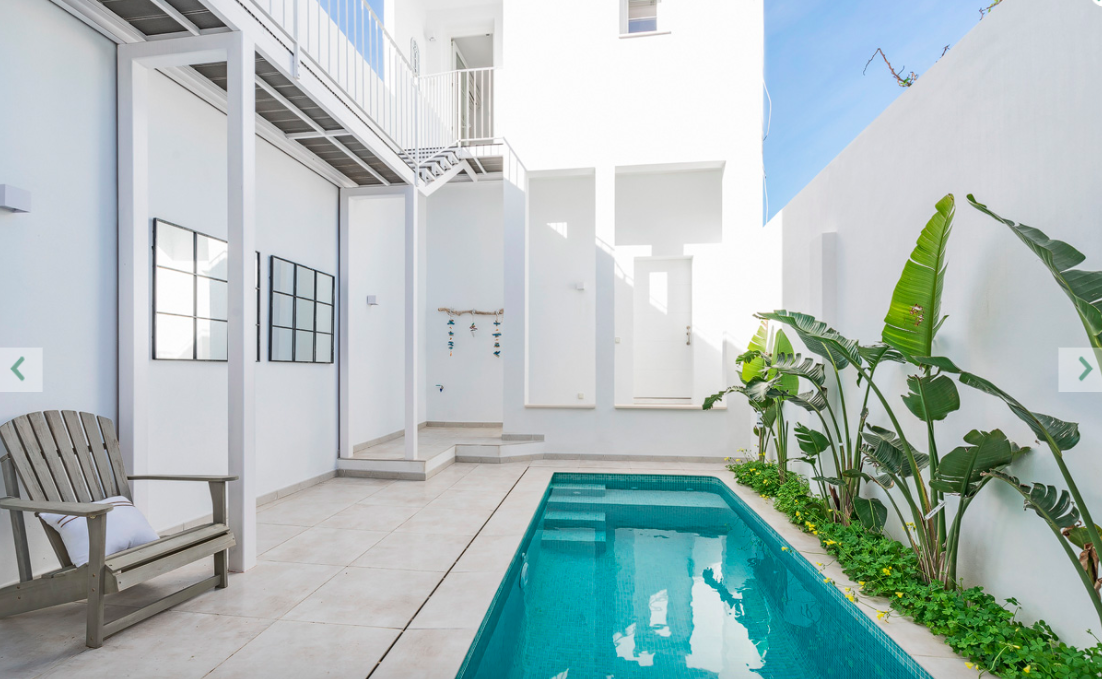 Beautiful, newly-built town house in Porto Colom
