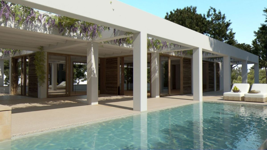Villa for sale in Cala San Vicente, Mallorca