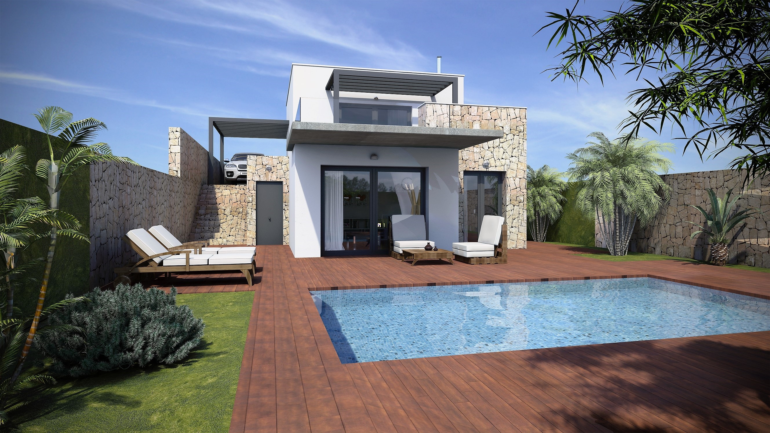 3 bedroom Villa for sale in Alcalali