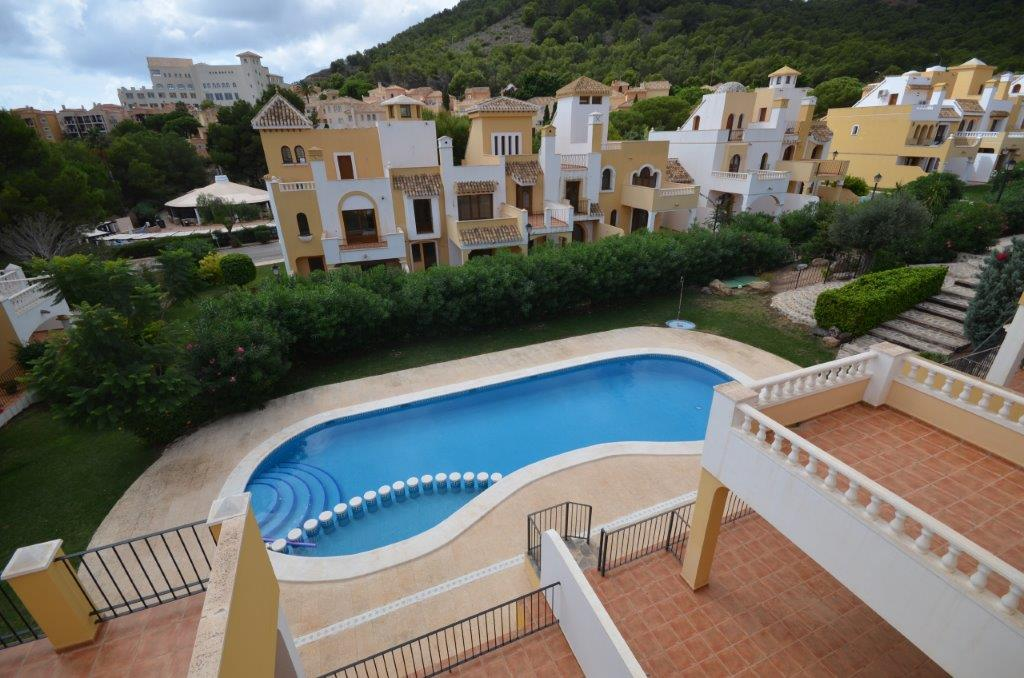 4 bedroom Townhouse to rent in La Manga Club