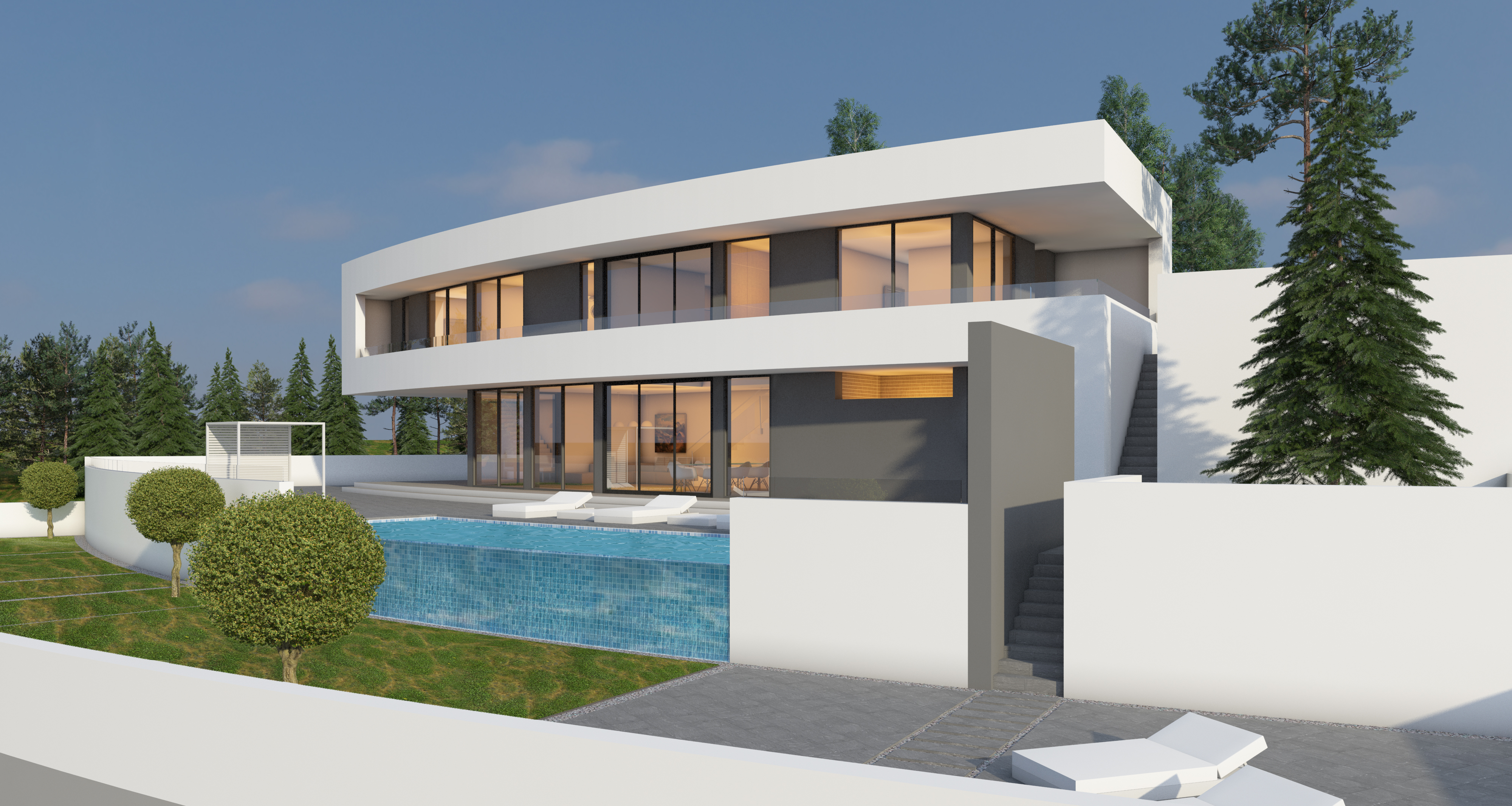 4 bedroom villa for sale, Camp de Mar, Mallorca