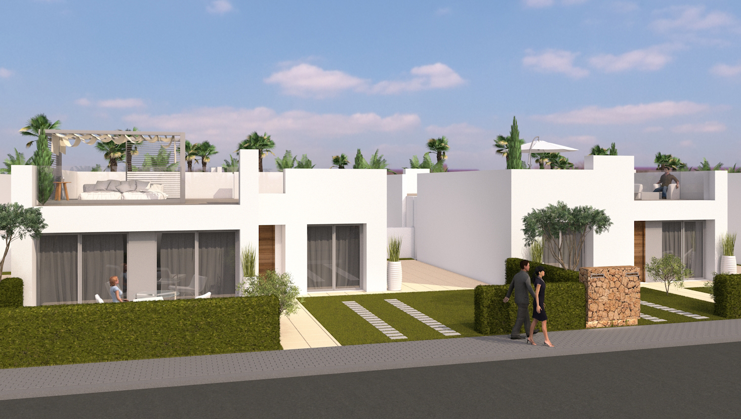 2 bedroom Villa for sale in Pilar de la Horadada