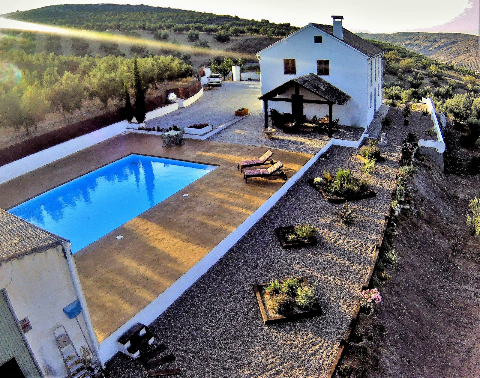 4 bedroom Country House for sale in Alhama de Granada