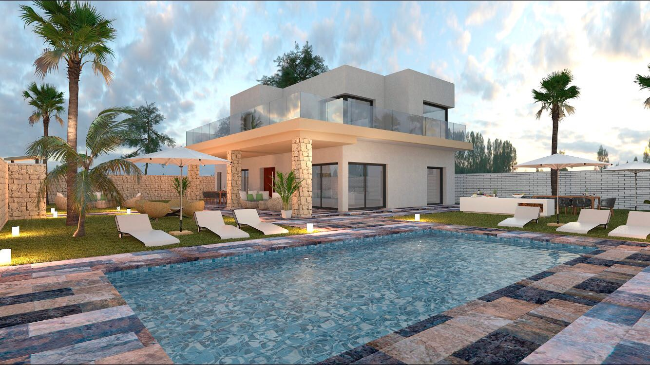 5 bedroom Villa for sale in Campoamor