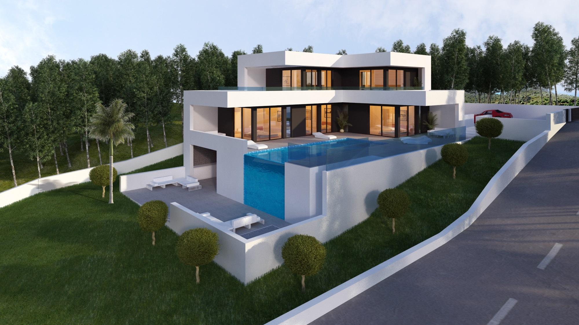 5 bedroom villa for sale, Santa Ponsa, Calvia, Mallorca