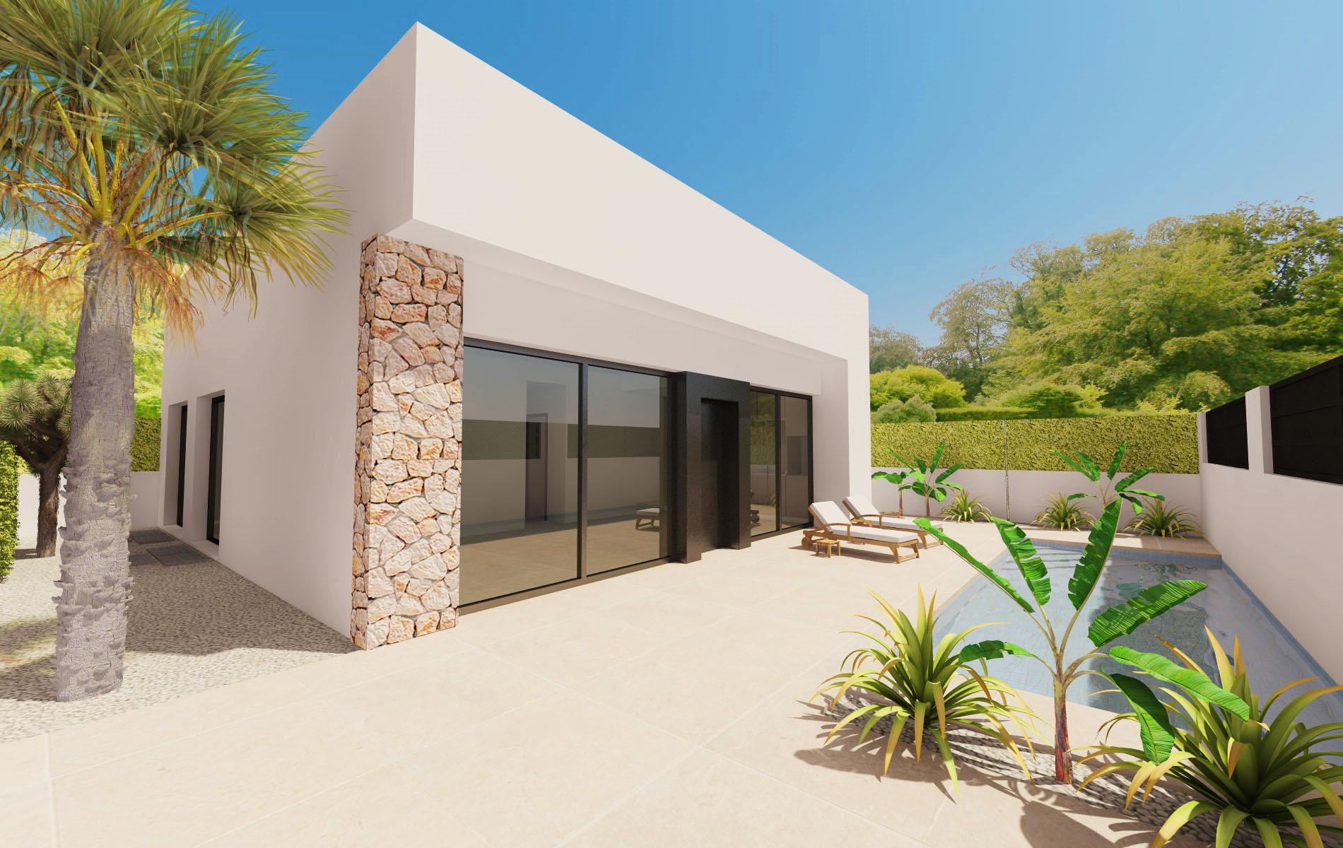 2 bedroom Villa for sale in Santiago de la Ribera