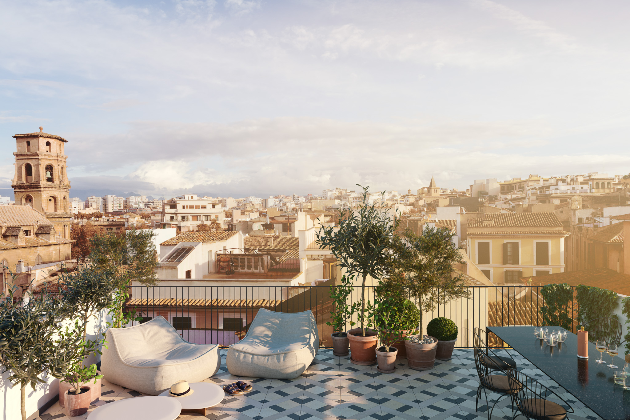 Your secret new apartment in Old Town Palma