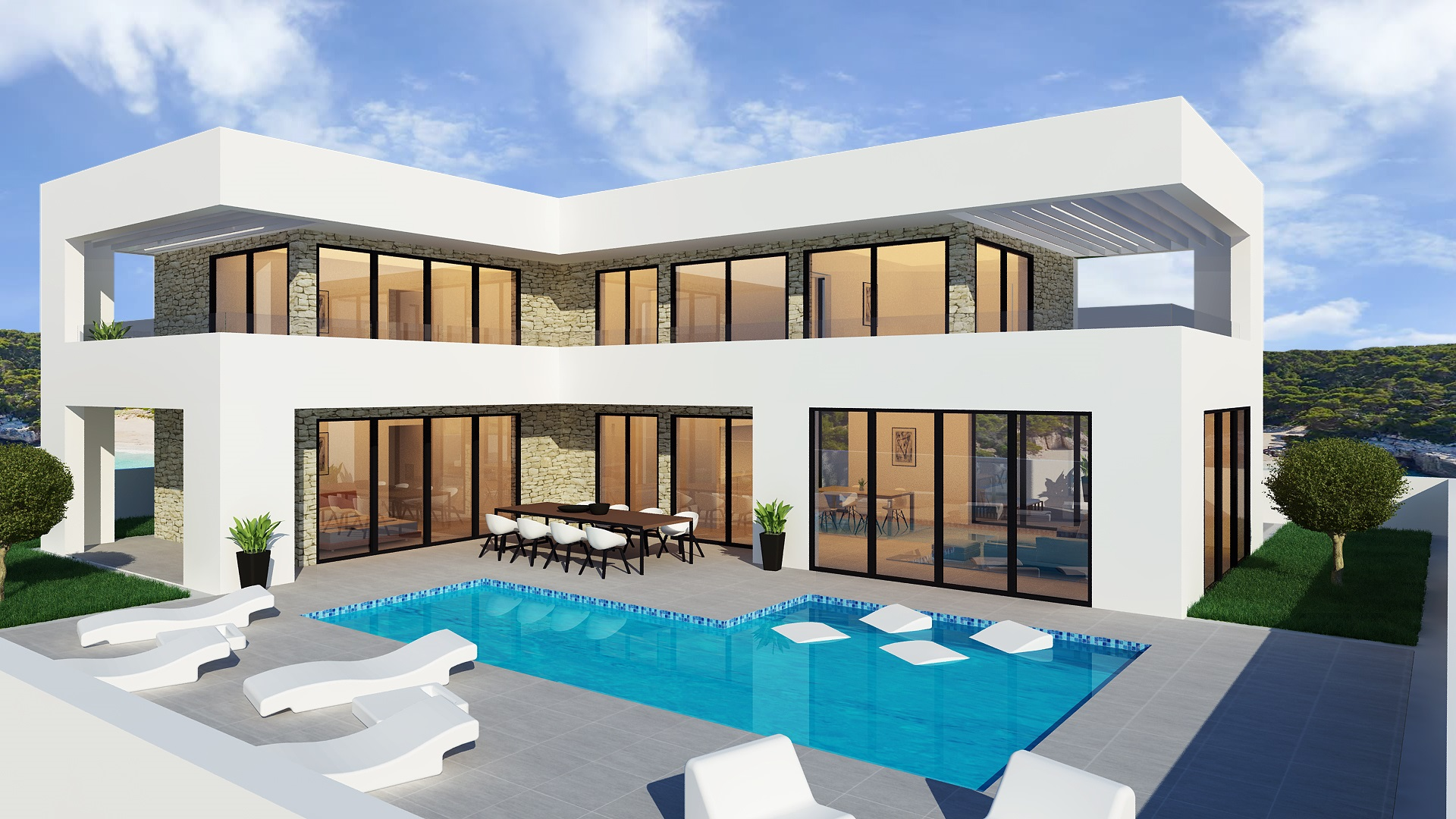 4 bedroom villa for sale, Santa Ponsa, Palma, Mallorca