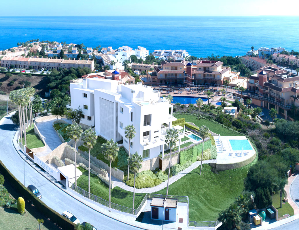 2 bedroom Apartment for sale in Mijas