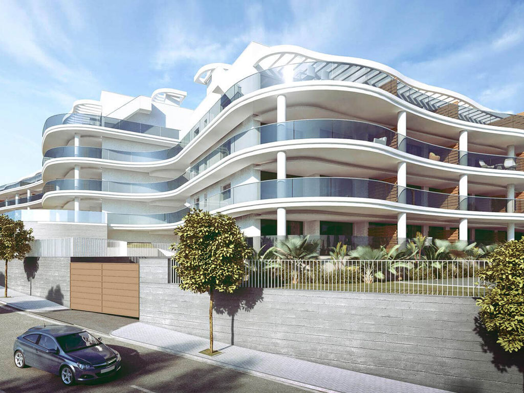 2 bedroom Apartment for sale in Fuengirola