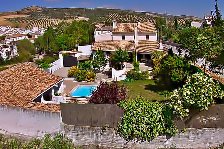 8 bedroom Villa for sale in Santa Cruz del Comercio