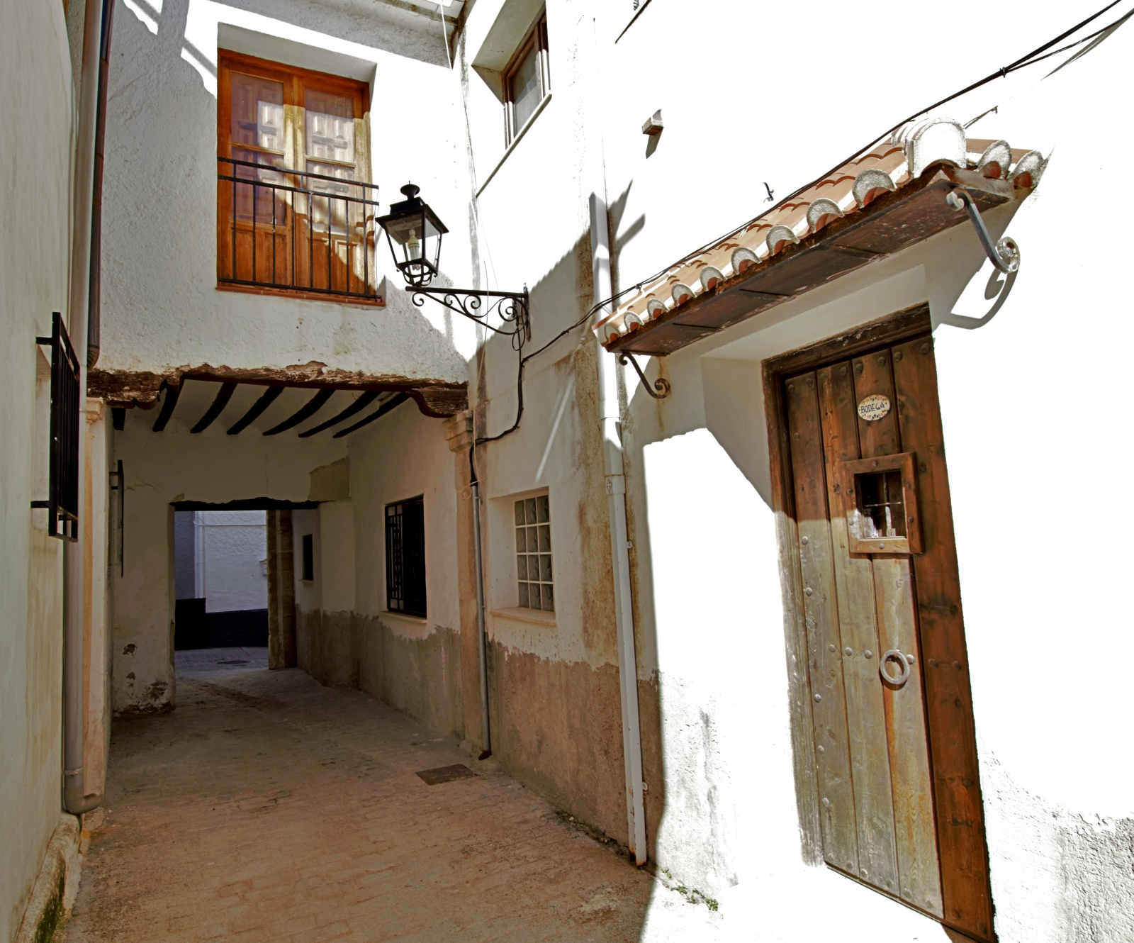 4 bedroom Townhouse for sale in Alhama de Granada