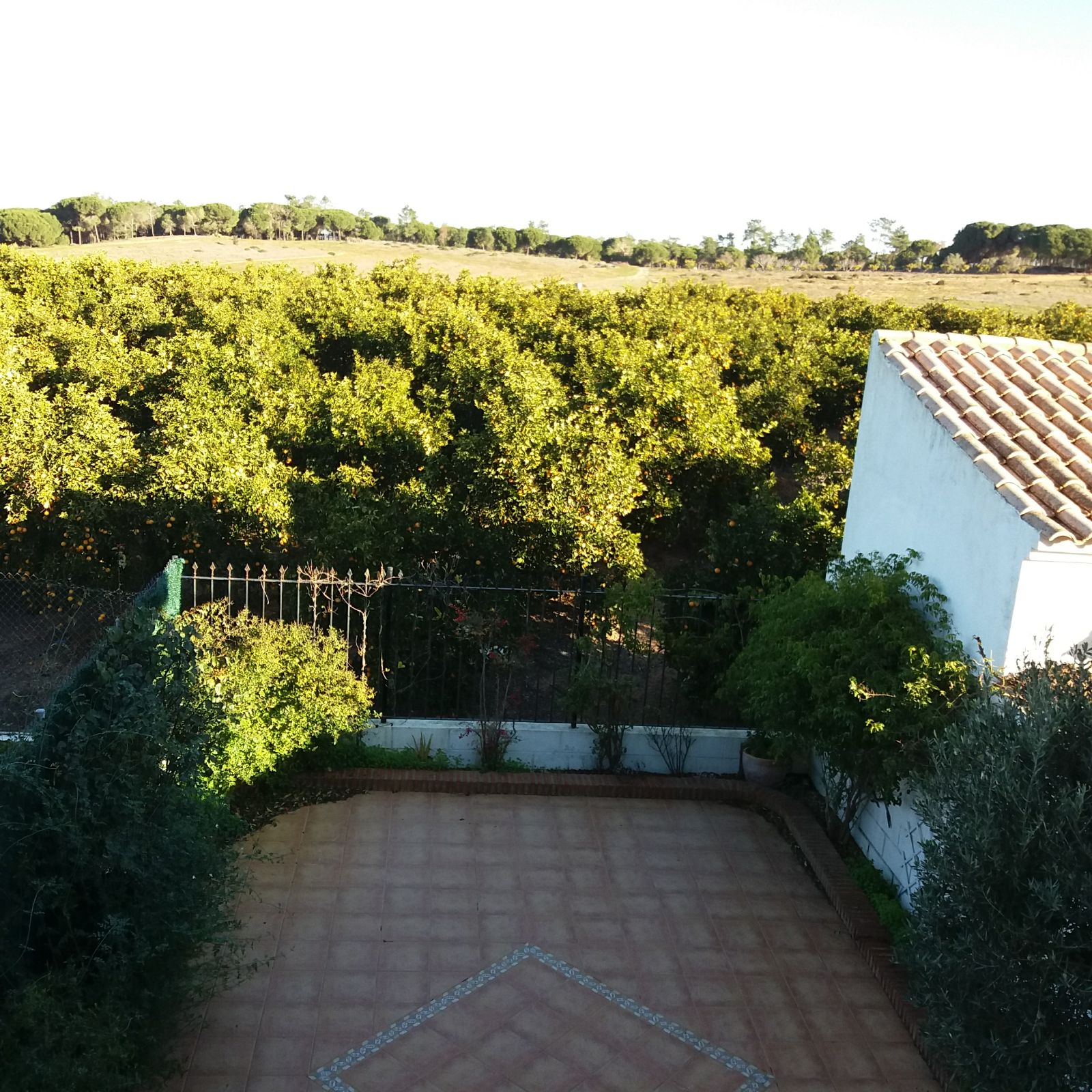 Attractive 3 bedroom townhouse with views in Villablanca, Huelva