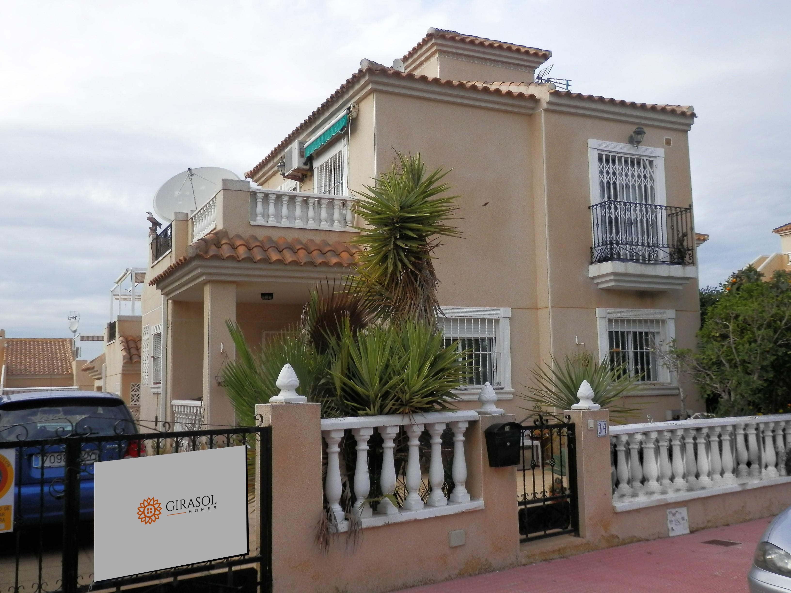 2 bedroom Villa for sale in Guardamar del Segura