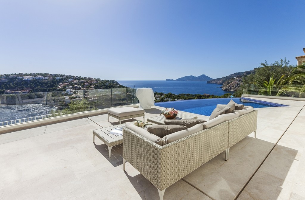 5 bedroom villa for sale, Cala Llamp, Puerto Andratx, Andratx, Mallorca