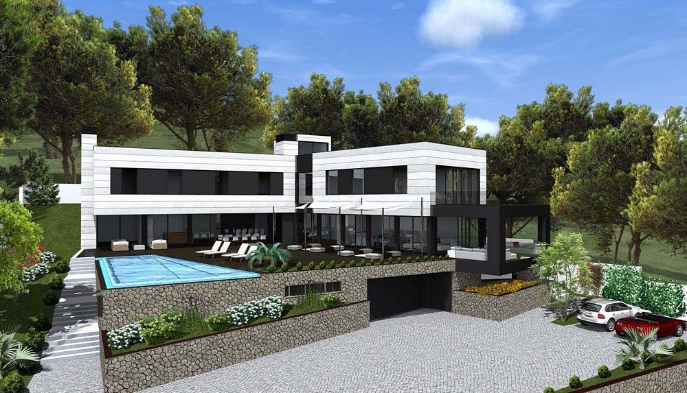 6 bedroom plot of land for sale, Son Vida, Palma, Mallorca