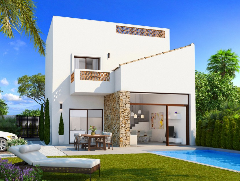 3 bedroom Villa for sale in Benijofar