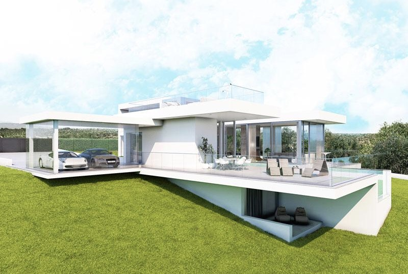 New Villa in Son Gual