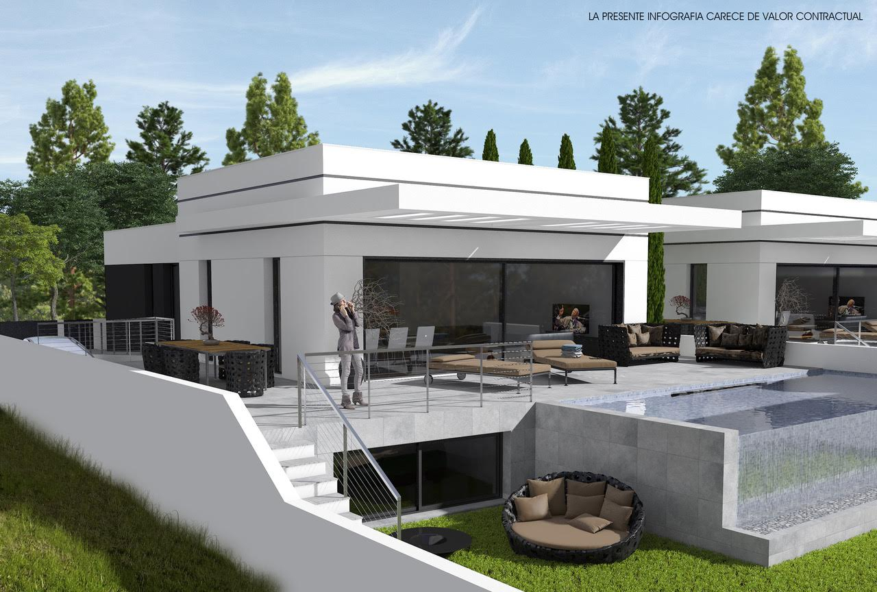 3 bedroom villa for sale in polop girasol homes belgium - Buiten villa outs ...