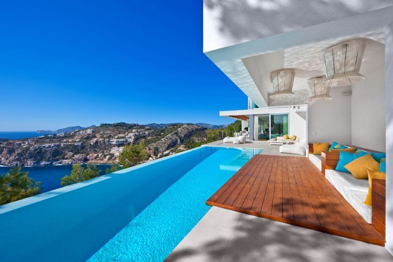 4 bedroom villa for sale, Puerto Andratx, Andratx, Mallorca