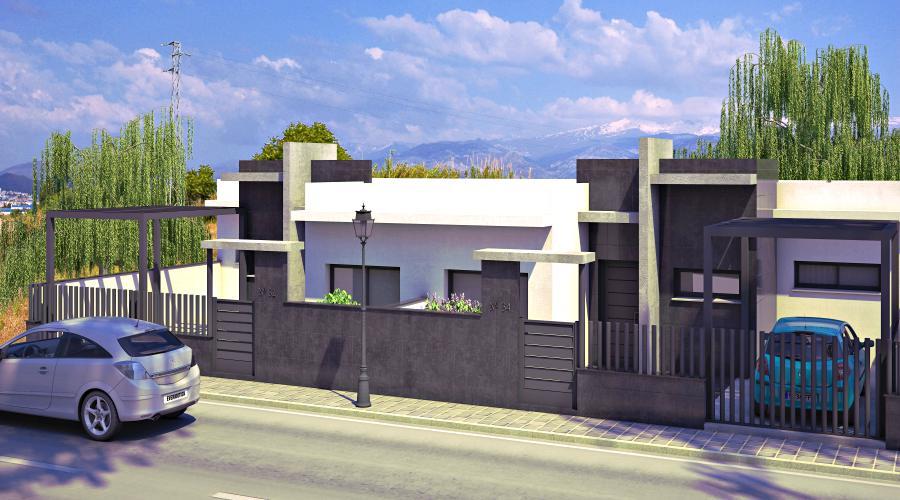 2 bedroom Townhouse for sale in Moraleda de Zafayona