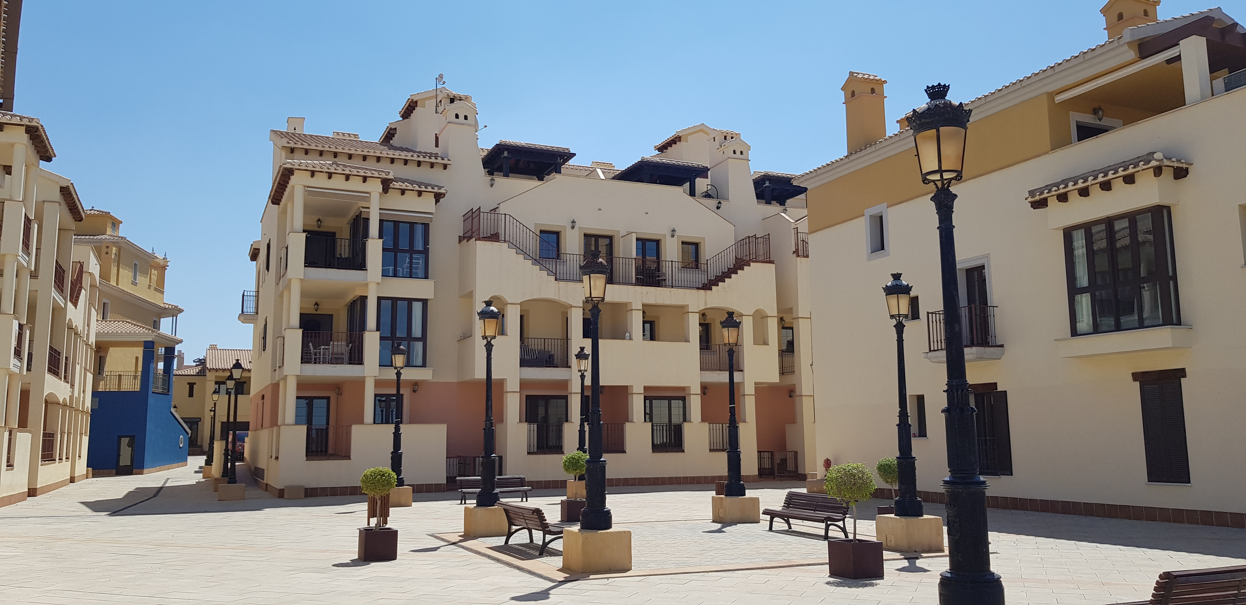 3 bedroom Apartment for sale in Fuente Alamo