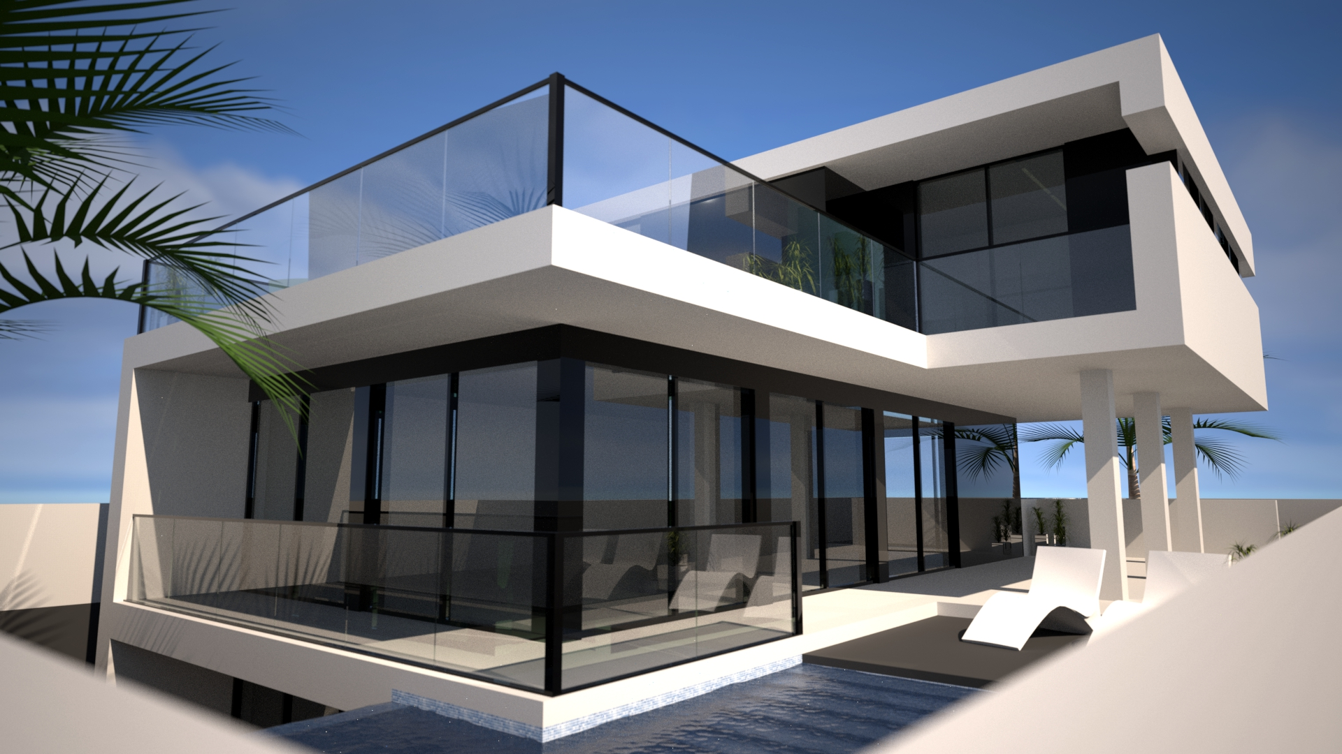 luxury villa for sale in spain 3 bedroom property in alcudia. Black Bedroom Furniture Sets. Home Design Ideas