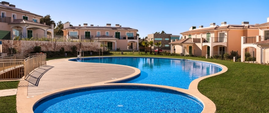NEW APARTMENTS IN COLONIA DE SANT PERE, ARTA, MALLORCA