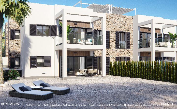 New Developments - Villas along Calas Murada Beach