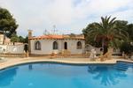 2 bedroom Villa for sale in Javea
