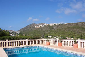 Moraira Villa with Swimming Pool