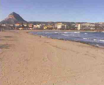 Javea Webcam