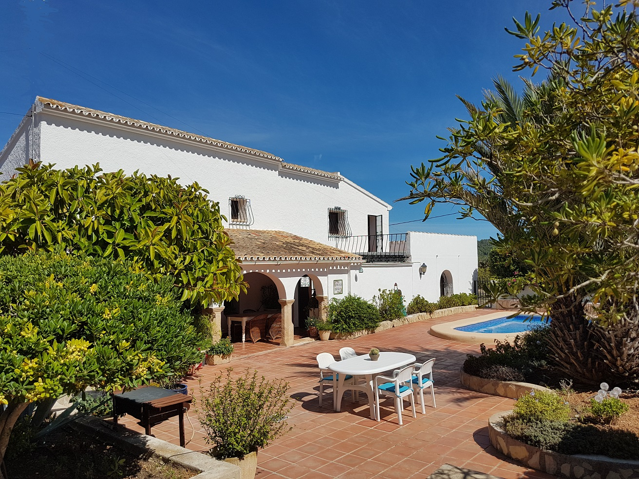 5 bedroom Finca for sale in Javea