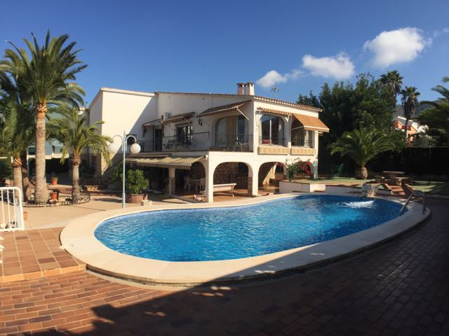5 bedroom Villa for sale in Benidorm