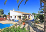 Javea Costa Nova 3 Bedroom Villa for Sale