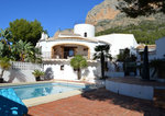 Javea Montgo Property for Sale with Guest Apartment