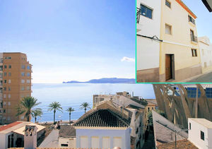 Javea Port 3 Bedroom Sea View Townhouse for Sale