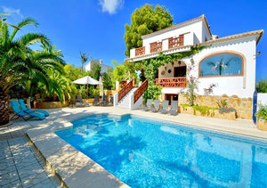 Javea La Lluca 6 Bedroom Property for Sale