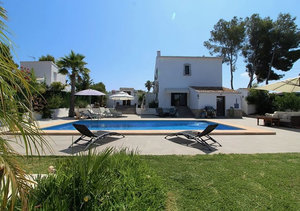 Javea Cap Marti 5 Bedroom Villa for Sale